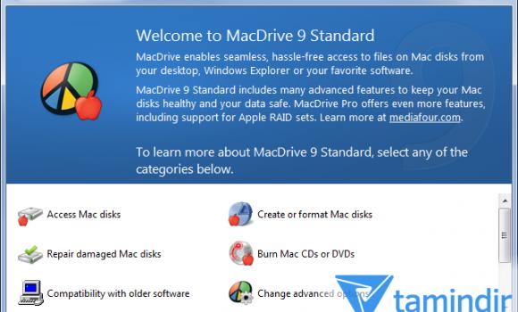 MacDrive Ekran Görüntüleri - 1