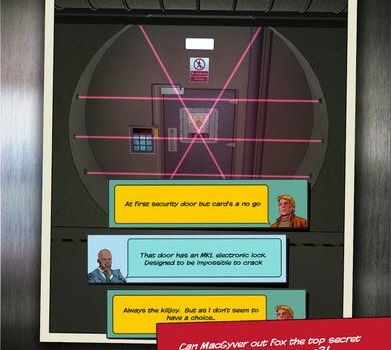 MacGyver Deadly Descent Ekran Görüntüleri - 3