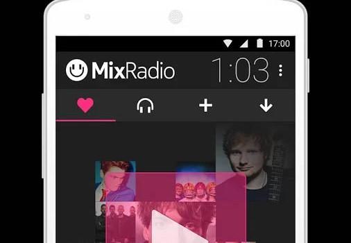 MixRadio Ekran Görüntüleri - 4