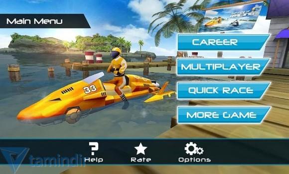 Motorlu Tekne Yarışı 3D Ekran Görüntüleri - 5