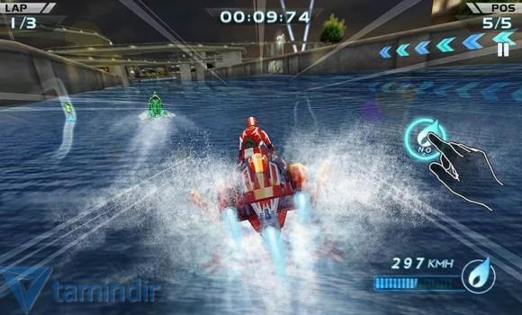 Motorlu Tekne Yarışı 3D Ekran Görüntüleri - 4