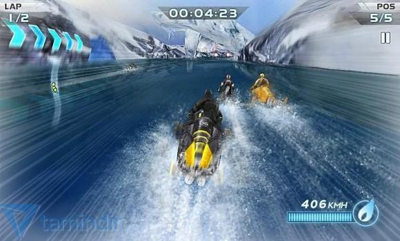 Motorlu Tekne Yarışı 3D Ekran Görüntüleri - 3