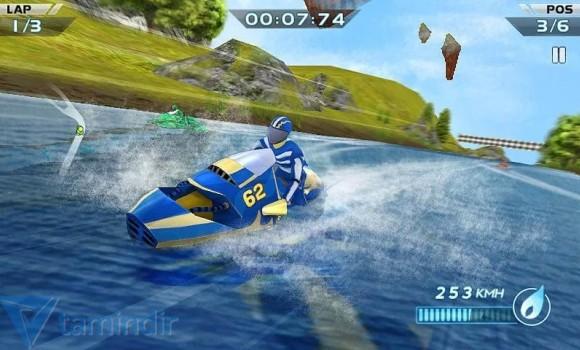 Motorlu Tekne Yarışı 3D Ekran Görüntüleri - 2