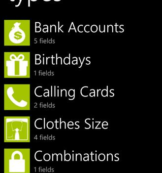mSecure Ekran Görüntüleri - 3
