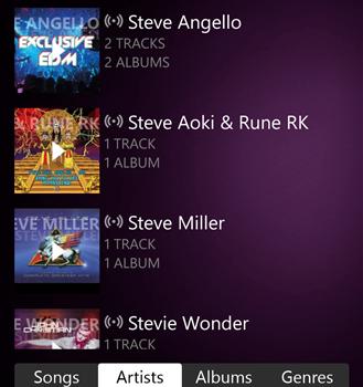 Music Locker Ekran Görüntüleri - 4