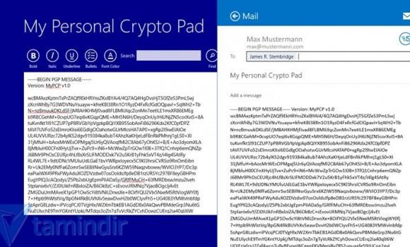 My Personal Crypto Pad Ekran Görüntüleri - 3