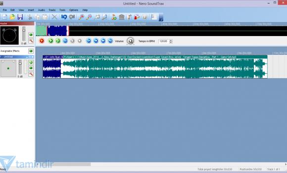 Nero SoundTrax Ekran Görüntüleri - 2