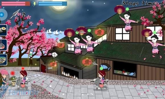Ninja Girl: RPG Defense Ekran Görüntüleri - 6