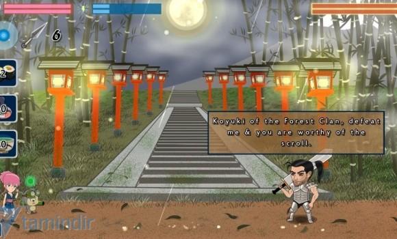 Ninja Girl: RPG Defense Ekran Görüntüleri - 5