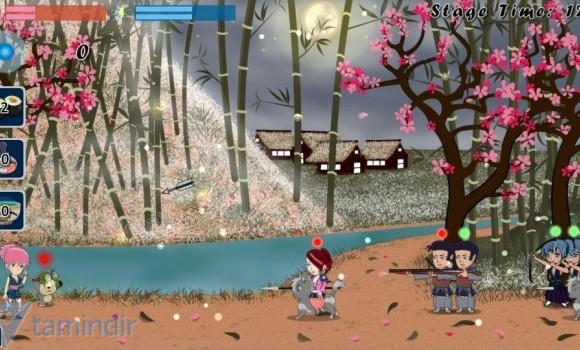 Ninja Girl: RPG Defense Ekran Görüntüleri - 4