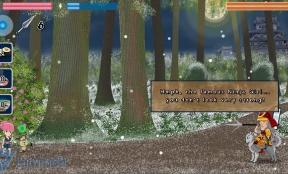 Ninja Girl: RPG Defense Ekran Görüntüleri - 3