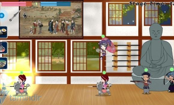 Ninja Girl: RPG Defense Ekran Görüntüleri - 2