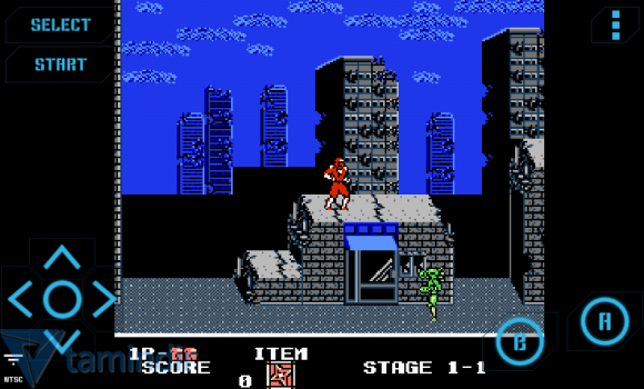 Nostalgia.NES (NES Emulator) Ekran Görüntüleri - 4