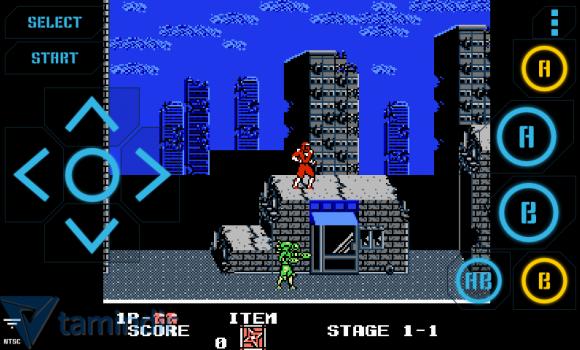 Nostalgia.NES (NES Emulator) Ekran Görüntüleri - 9