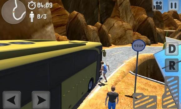 Off-Road Hill Climber: Bus SIM Ekran Görüntüleri - 3