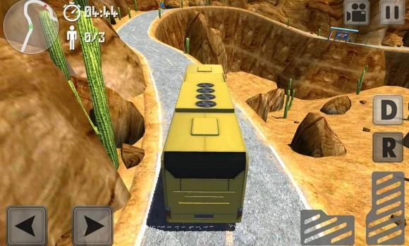 Off-Road Hill Climber: Bus SIM Ekran Görüntüleri - 1