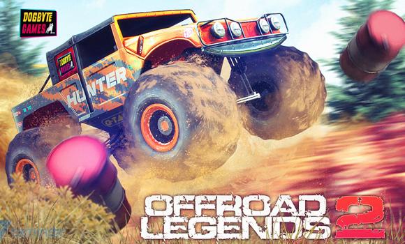 Offroad Legends 2 Ekran Görüntüleri - 1