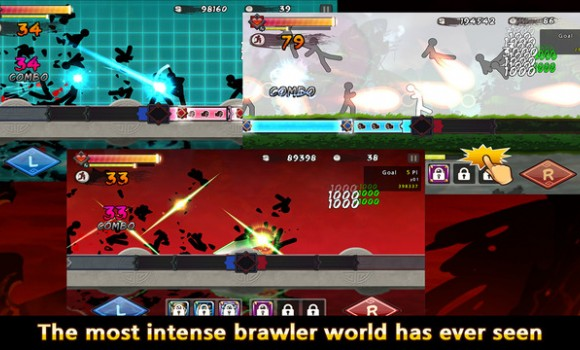 One Finger Death Punch Ekran Görüntüleri - 4