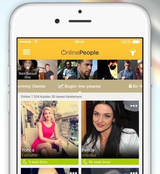 Online People Ekran Görüntüleri - 4