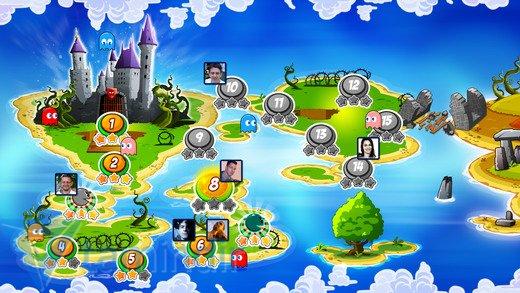 Pac-Man Friends Ekran Görüntüleri - 1