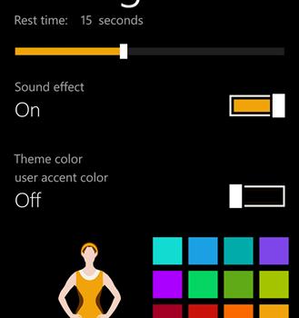 Perfect Workout Ekran Görüntüleri - 1