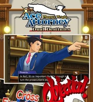 Phoenix Wright: Ace Attorney - Dual Destinies Ekran Görüntüleri - 5
