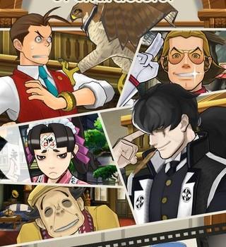 Phoenix Wright: Ace Attorney - Dual Destinies Ekran Görüntüleri - 2