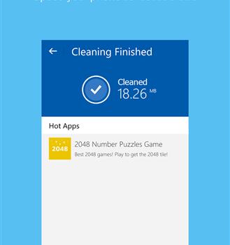 Phone Cleaner Ekran Görüntüleri - 1