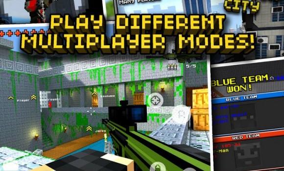 Pixel Gun 3D Ekran Görüntüleri - 3