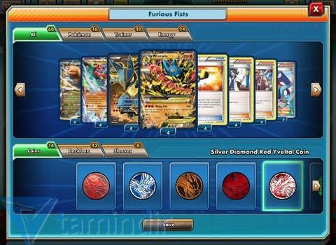 Pokemon TGC Online Ekran Görüntüleri - 2