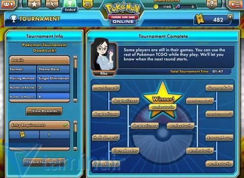 Pokemon TGC Online Ekran Görüntüleri - 1