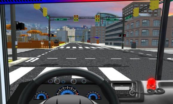 Police Bus Cop Transport Ekran Görüntüleri - 2