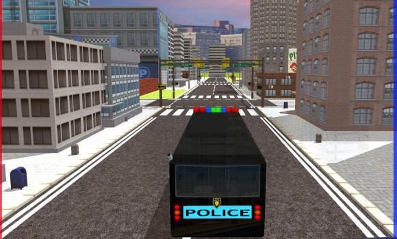 Police Bus Cop Transport Ekran Görüntüleri - 1