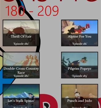 Popeye Cartoons Free Ekran Görüntüleri - 5