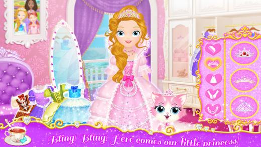 Princess Libby - Tea Party Ekran Görüntüleri - 5
