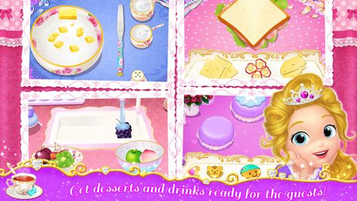 Princess Libby - Tea Party Ekran Görüntüleri - 3