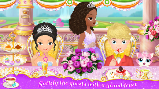 Princess Libby - Tea Party Ekran Görüntüleri - 2