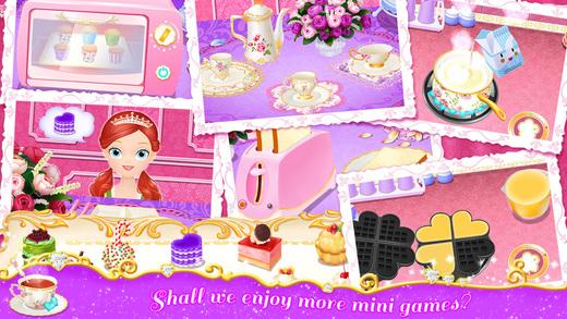 Princess Libby - Tea Party Ekran Görüntüleri - 1