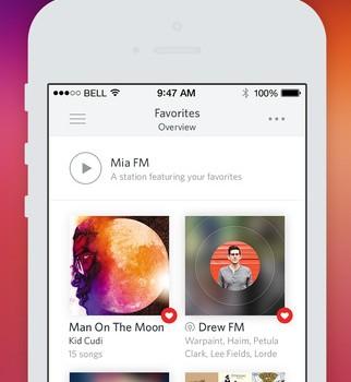 Rdio Music Ekran Görüntüleri - 1