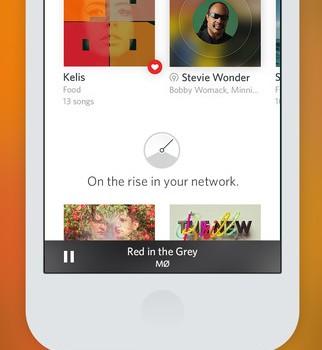 Rdio Music Ekran Görüntüleri - 4