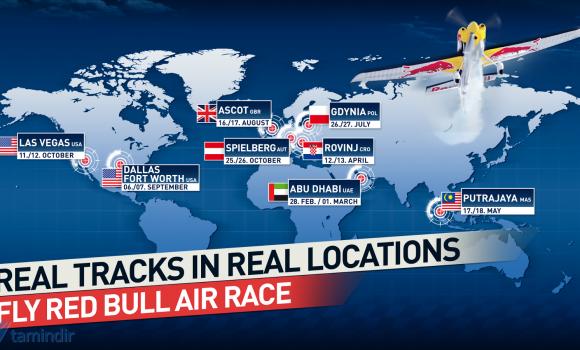 Red Bull Air Race Ekran Görüntüleri - 4