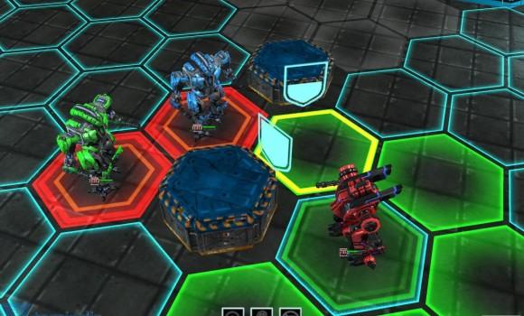 Robot Battle: Robomon Ekran Görüntüleri - 2
