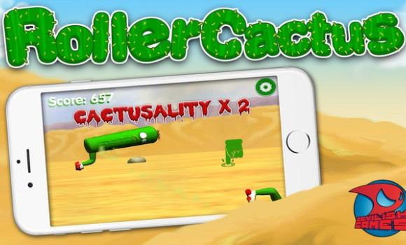 Roller Cactus Ekran Görüntüleri - 2