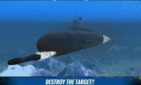 Russian Submarine Navy War 3D Ekran Görüntüleri - 4