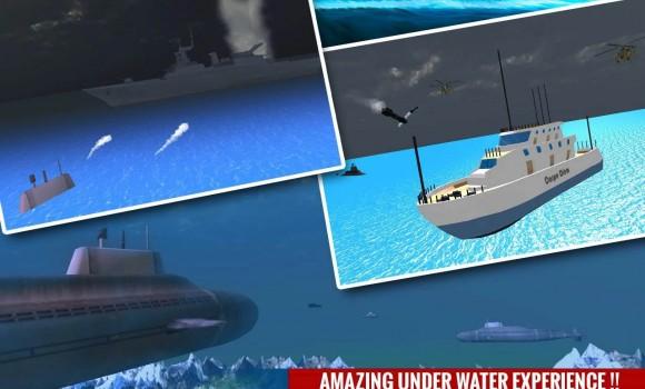 Russian Submarine Navy War 3D Ekran Görüntüleri - 3