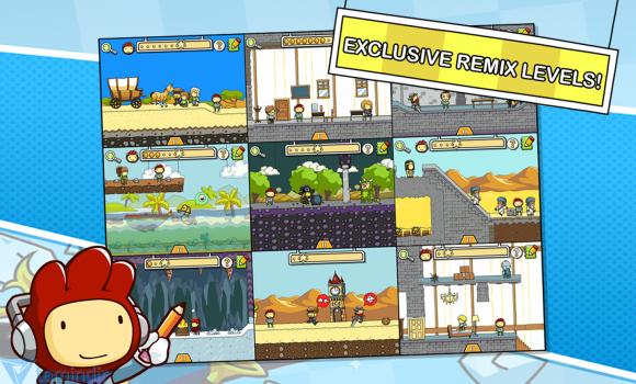 Scribblenauts Remix Ekran Görüntüleri - 2