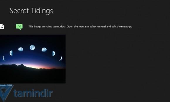 Secret Tidings Ekran Görüntüleri - 1