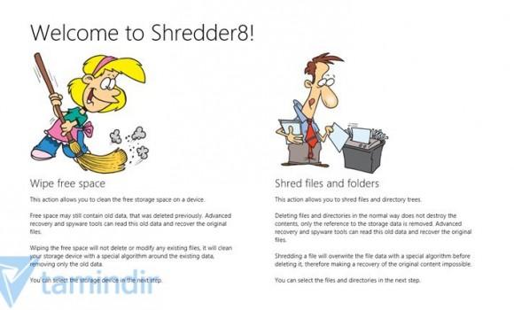 Shredder8 Ekran Görüntüleri - 5