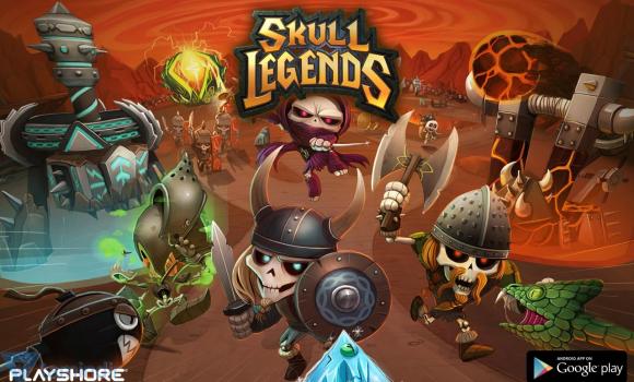 Skull Legends Ekran Görüntüleri - 10