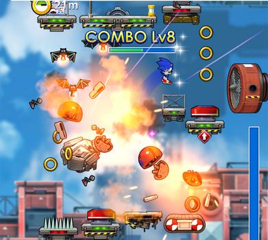 Sonic Jump Fever Ekran Görüntüleri - 3
